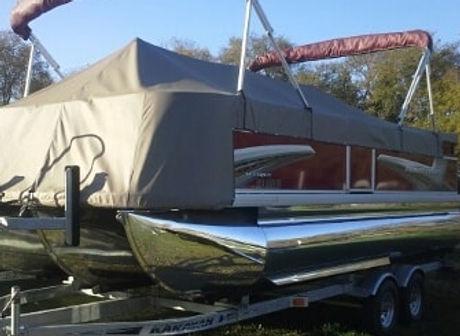 We've got a #pontoonboat to polish next week. First one of the year! #alumimumpolish #Malibu..jpg