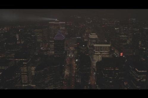 Montreal-Night-Light-Beam