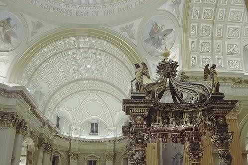 Cathédrale Marie-Reine-Du-Monde-interieur