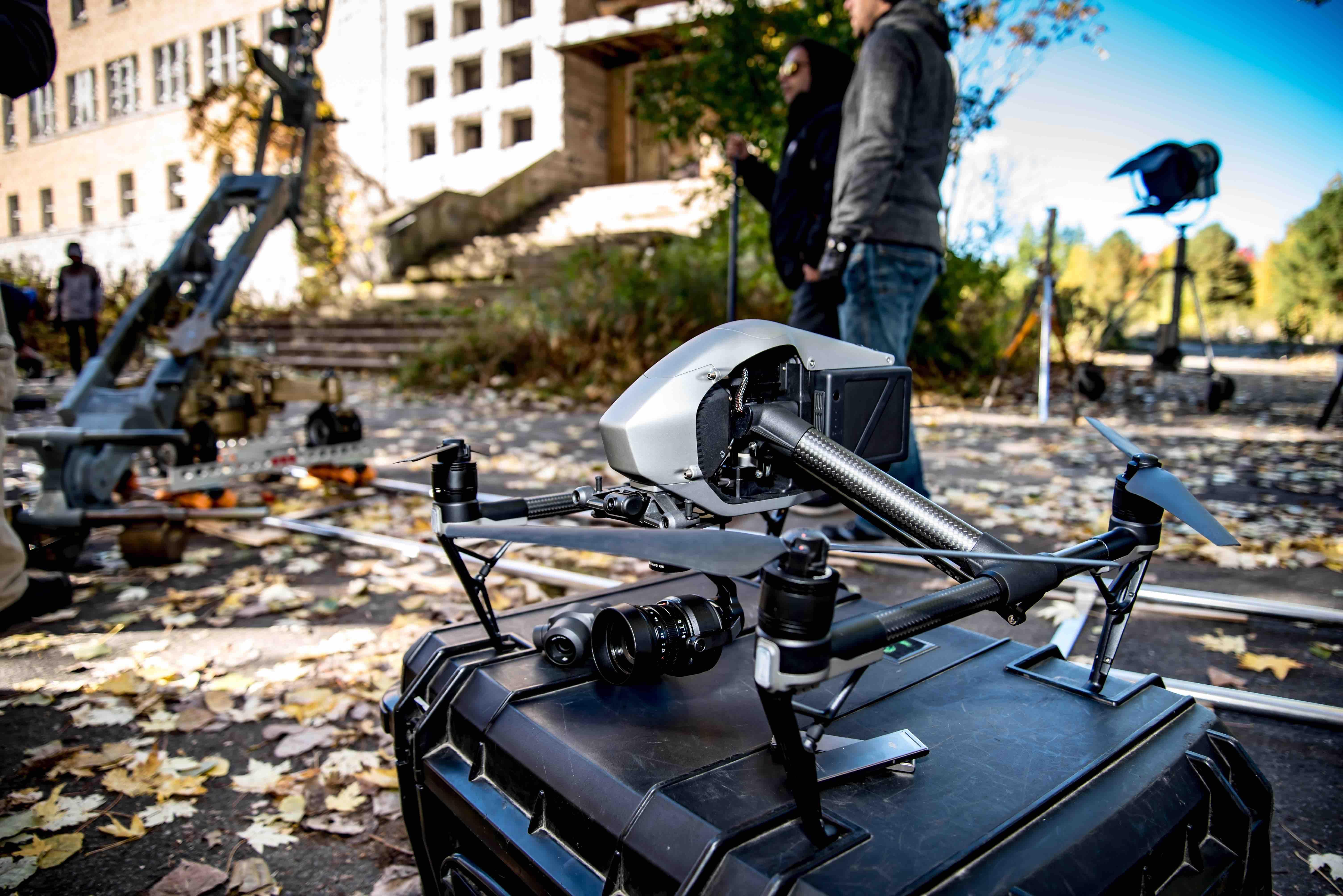 opérateur de drone certifié canada