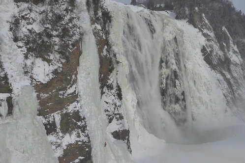 Ice-Climbing-Mont-Morency-Fall