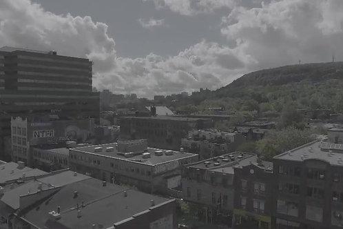 Mont-Royal-Vu-de-st-laurent-Drone-Stock-Dizifilms