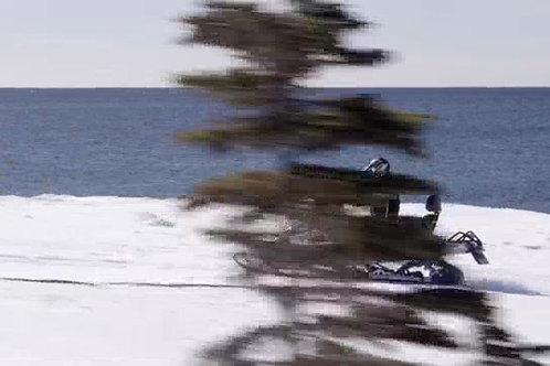 La Cote Nord en motoneige