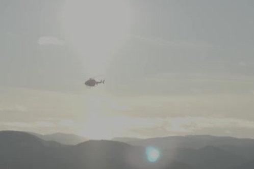 Hélicoptère Air-Médic-Hiver-Charlevoix-Small