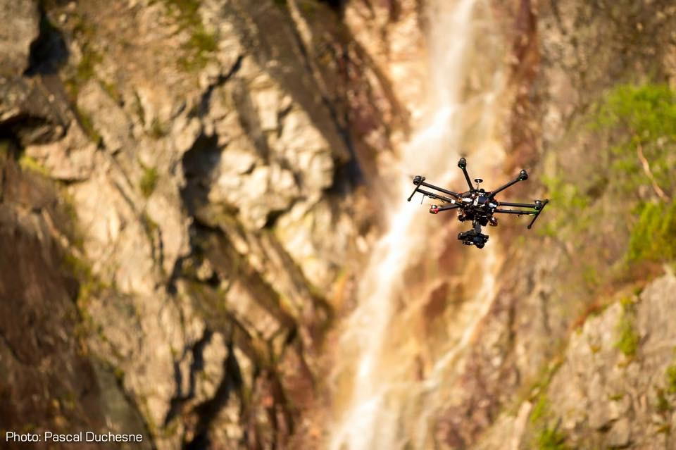 montreal drone operator - dizifilms