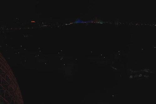Biosphère-nuit