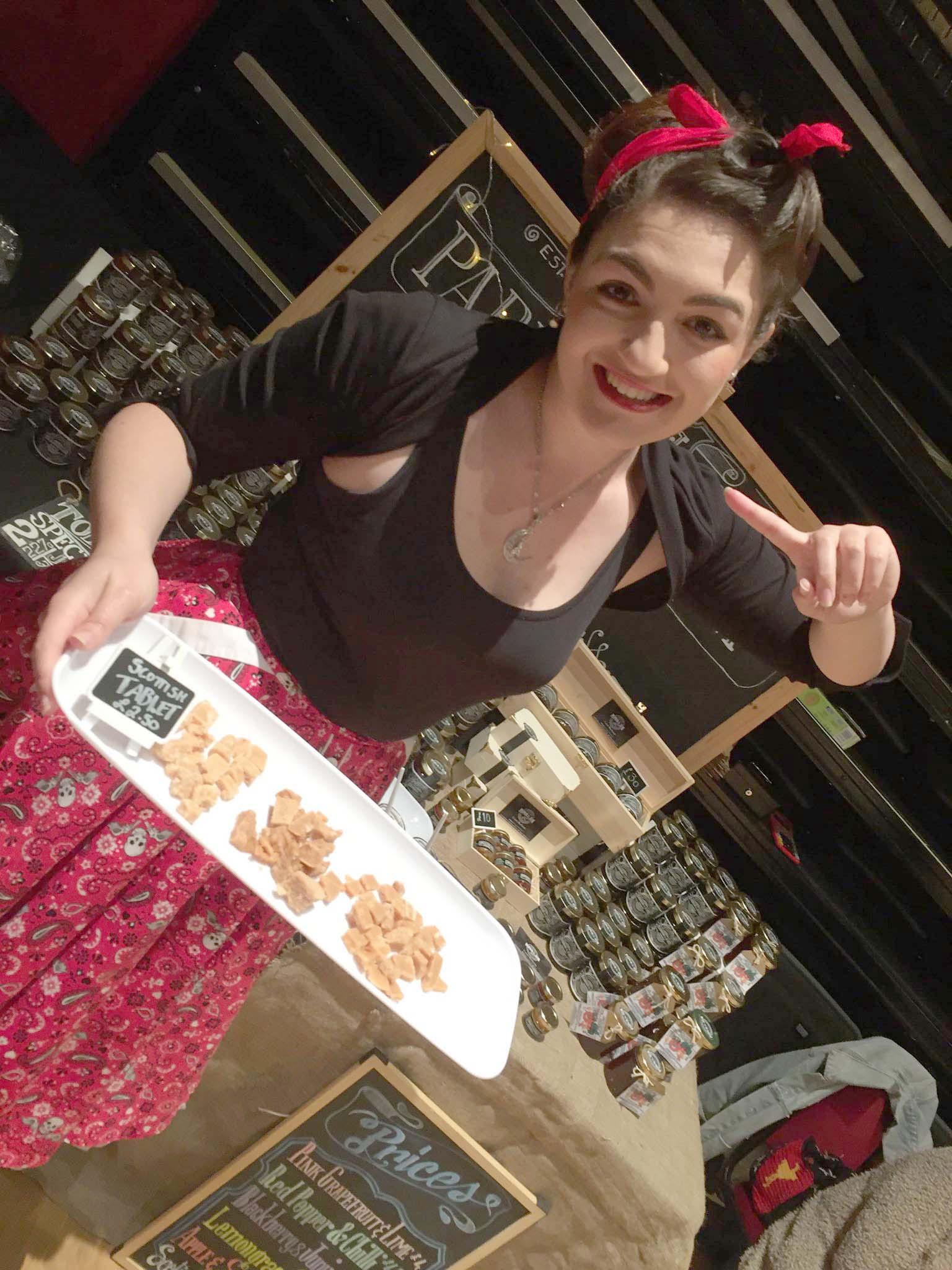 Pinup Sweeties Moira