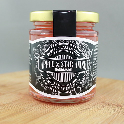 Apple & Star Anise Jelly 227g