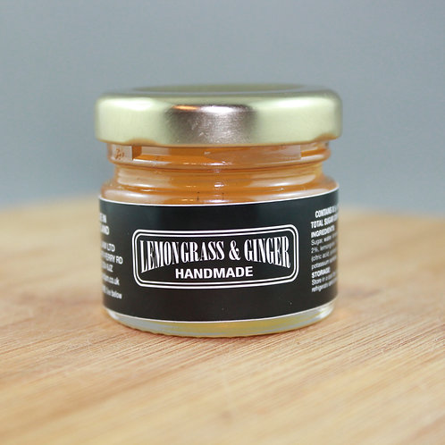 Lemongrass & Ginger Jelly 40g