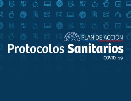 Protocolo sanitario Segundo semestre escolar 2021