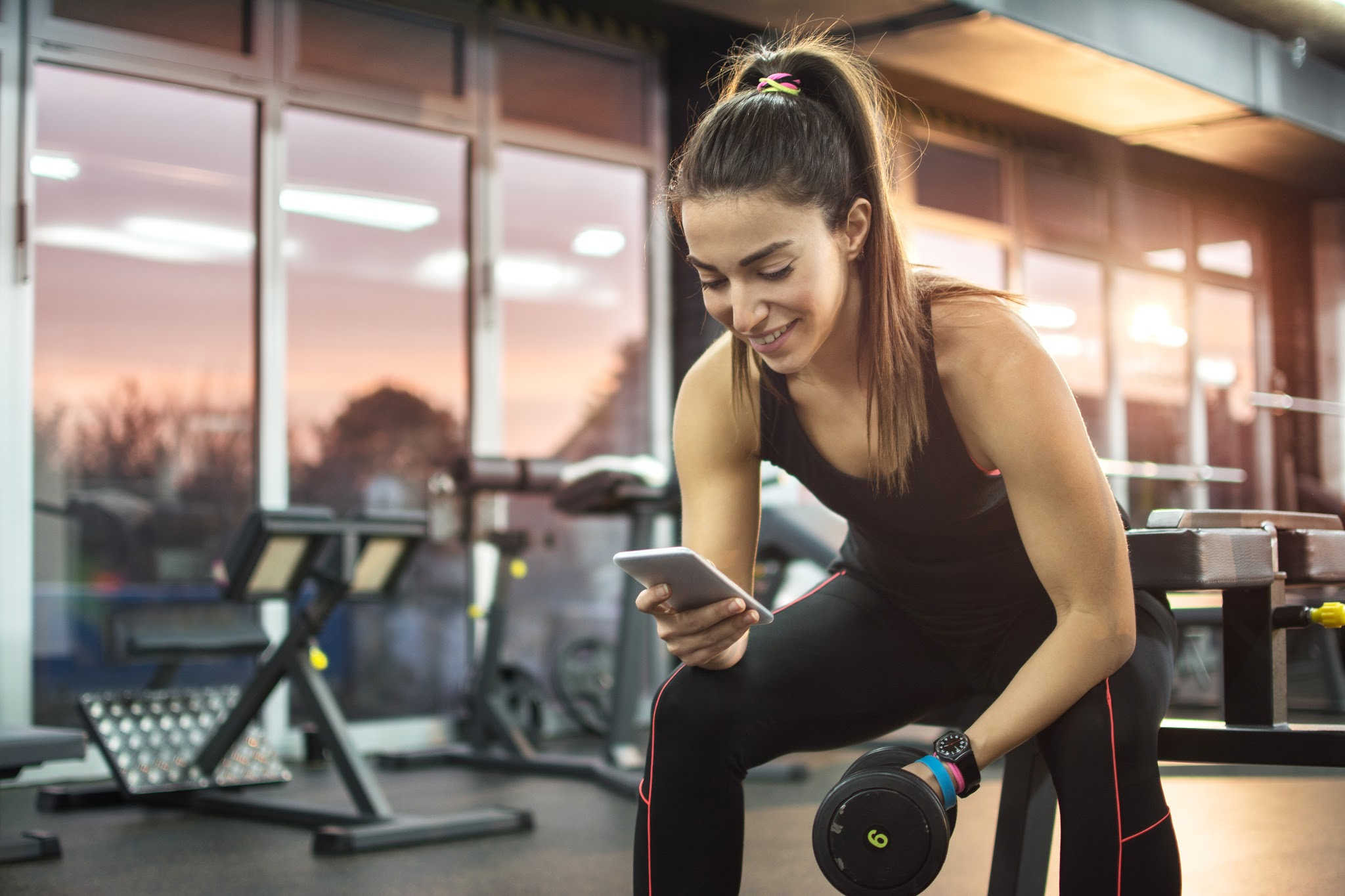 Fitness Coaching Zoom Consultation