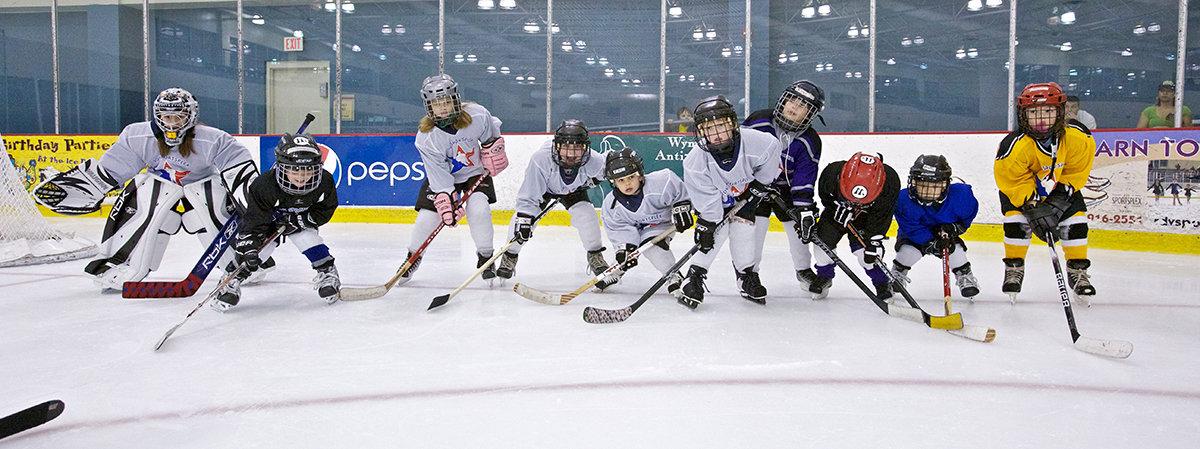 JET Hockey Training Arena