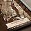 Thumbnail: Custom Engraved City Street Map + Frame