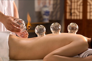 Glass / Fire Cupping Therapy
