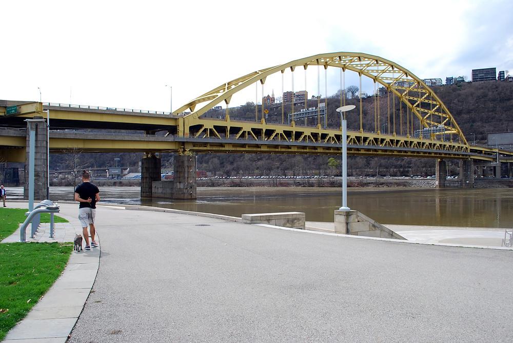 Clemente Bridge.