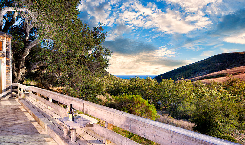 El Capitan Canyon Views