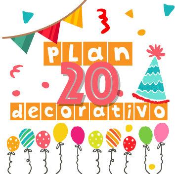Plan Decorativo 20