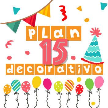 Plan Decorativo 15