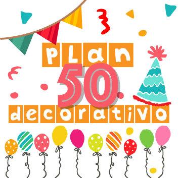 Plan Decorativo 50