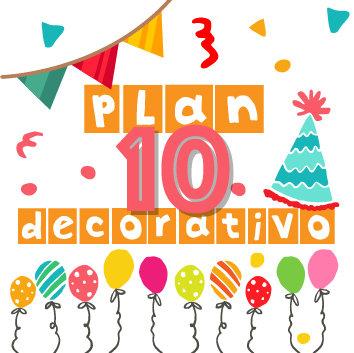 Plan Decorativo 10