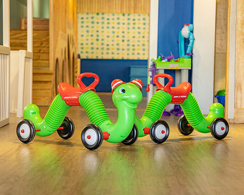 Gusanitos Verdes!