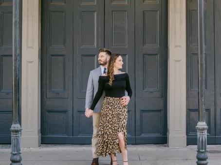 Engagement Photoshoot Reveal (Part 1)