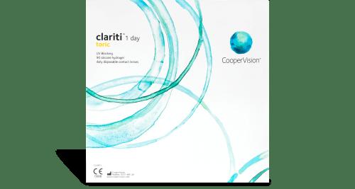 CLARITI 1-JOUR MULTIFOCAL TORIC (90)
