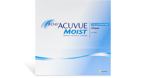 ACUVUE MOIST 1-JOUR TORIC (90)