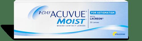ACUVUE MOIST 1-JOUR TORIC (30)