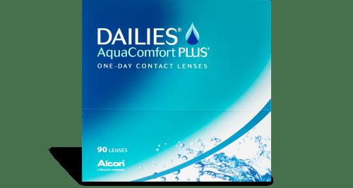 DAILIES AQUACONFORT PLUS (90)