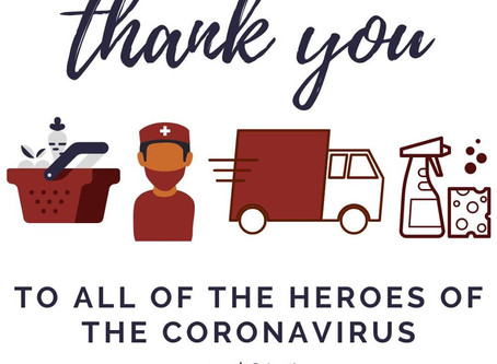 Thank you to our HEROES