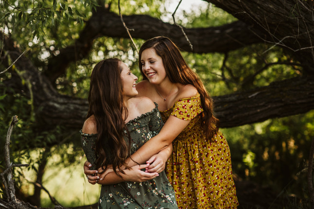Abby & Lauren Nichols