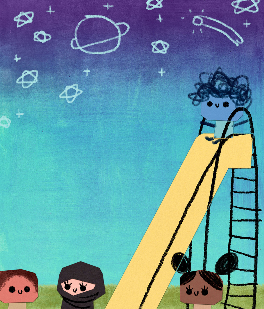 Editorial piece on kids with autism inside the school system.