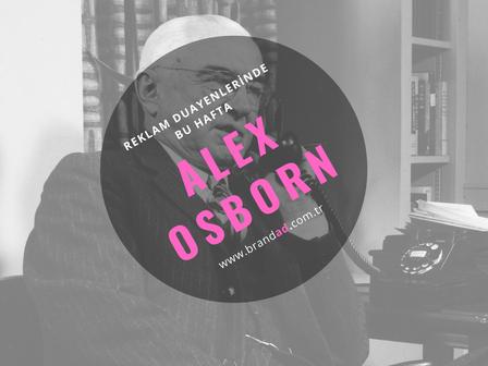 Alex Osborn / Reklam Duayenleri