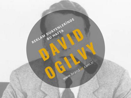 David Ogilvy / Reklam Duayenleri