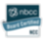 NBCC Board Certification Badge