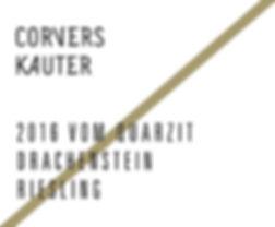 CK Vom Quartzit Drachenstein Riesling 20