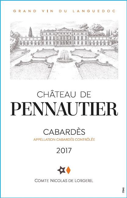 Etiquette_Château_de_Pennautier_Red_201
