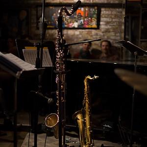 E.J. Strickland Quartet