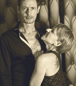Le couple libertin le plus célèbre de France, Laetitia et Pierre Adonis !