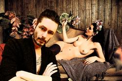 Pierre Adonis, écrivain libertin, vidéaste, réalisateur, peintre, passionné par les sexualités vous