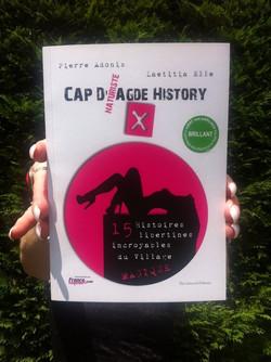 15 nouvelles libertines inspirées d'histoires vraies ? C'est Cap d'Agde History X le best-seller du