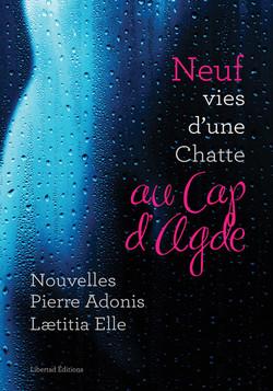 Pierre Adonis auteur du des livres 9 vies d'une chatte au cap d'agde !