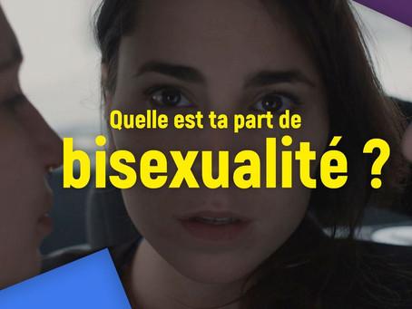 Que pensez-vous de la bisexualité ? Répondez à Pierre Adonis site officiel