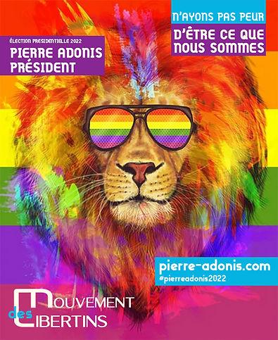 Pierre Adonis président en 2022