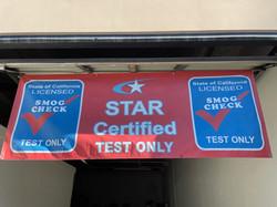 STAR Certified C&H Smog