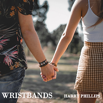 Harry Phillips - Wristbands SINGLE COVER
