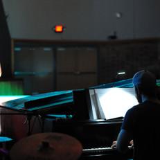 Glass Girl Rehearsal