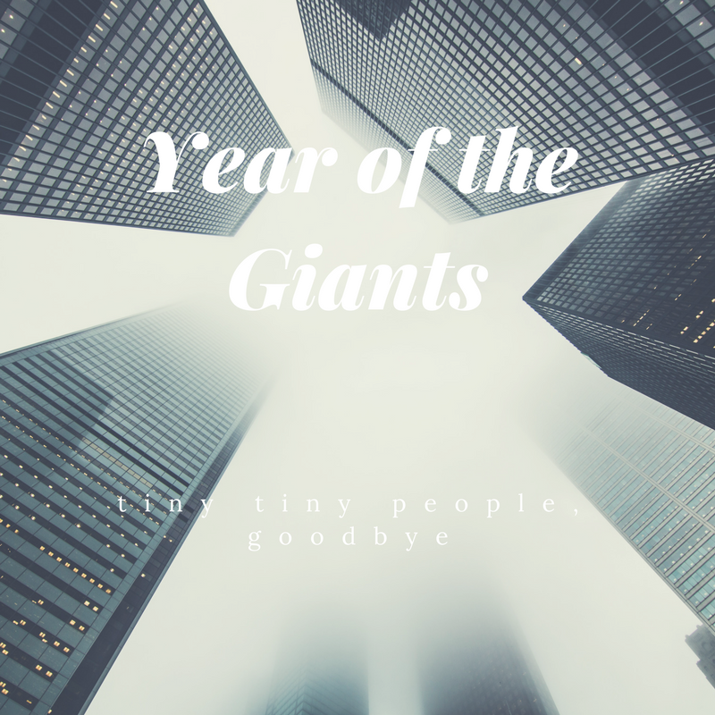 Year of the Giants