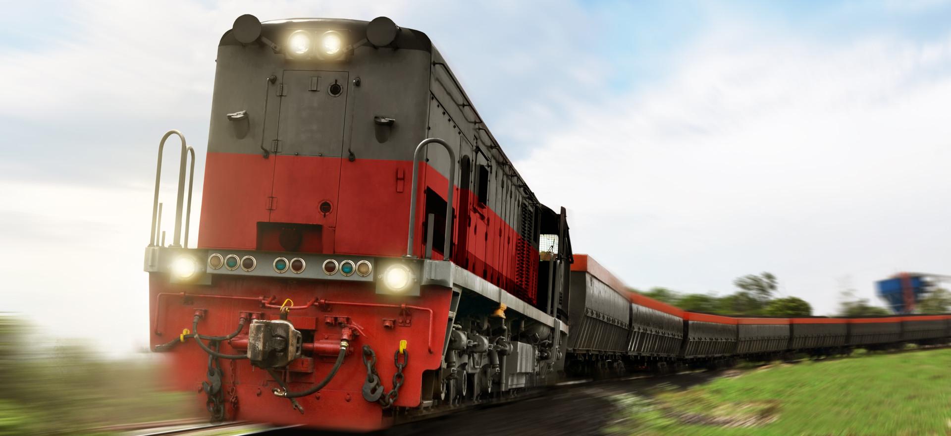 Freight & Passenger Locomotives